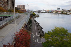 Madison Avenue Bridge 4 Royalty Free Stock Photos