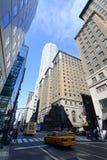 Madison Avenue, Manhattan, New York City Imagem de Stock Royalty Free