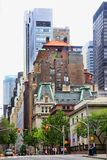 Madison Avenue New York City Stock Photography