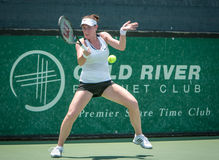 Madison BRENGLE (USA) Royalty Free Stock Images