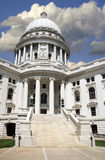 Madison - Capitol Stock Photo