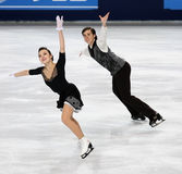 Madison CHOCK / Greg ZUERLEIN (USA) Royalty Free Stock Photo