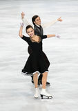 Madison CHOCK / Greg ZUERLEIN (USA) Royalty Free Stock Images