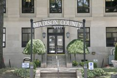 Madison County West. Madison County is a county located in the U.S. state of Tennessee. Madison County was formed in 1821, and named for founding father and stock photography