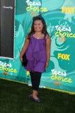 Madison de la Garza Teen Choice Awards 2009 Royalty Free Stock Photography