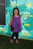 Madison de la Garza Teen Choice Awards 2009 Royalty Free Stock Images