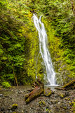 Madison Falls près de port Angeles, Washington Photographie stock libre de droits