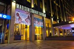 Madison fyrkantträdgård NYC Royaltyfria Bilder