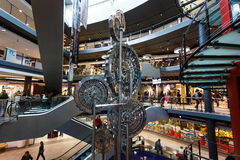 Madison Gallery Shopping Center, Gdansk Royalty Free Stock Photos