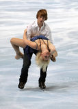 Madison HUBBELL / Keiffer HUBBELL (USA) Royalty Free Stock Photo