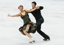 Madison HUBBELL / Zachary DONOHUE (USA) Royalty Free Stock Photo