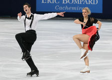 Madison HUBBELL / Zachary DONOHUE (USA) Stock Photo