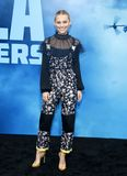 Madison Iseman. At the Los Angeles premiere of `Godzilla: King Of The Monsters` held at the TCL Chinese Theatre in Hollywood, USA on May 18, 2019 stock photo