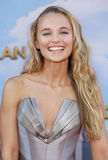 Madison Iseman. At the World premiere of `Spider-Man: Homecoming` held at the TCL Chinese Theatre in Hollywood, USA on June 28, 2017 stock image