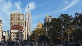 Madison kwadrata park, Nowy Jork zdjęcie royalty free