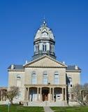Madison okręgu administracyjnego gmach sądu Obrazy Royalty Free