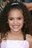 Madison Pettis, The Game Royalty Free Stock Photography