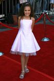 Madison Pettis, The Game Stock Images