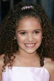 Madison Pettis, The Game Royalty Free Stock Image