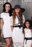 Madison Pettis, Victoria Summer, Fashion Show Royalty Free Stock Photo