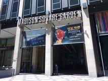 Madison Square Garden, πόλη της Νέας Υόρκης, ΗΠΑ στοκ εικόνες