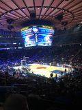 Madison Square Garden Photos libres de droits