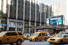 Madison Square Garden Royalty Free Stock Photography