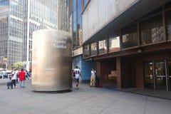 Madison Square Garden Imágenes de archivo libres de regalías