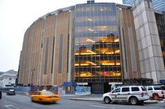 Madison Square Garden, New York City, USA. Madison Square Garden on Eighth Avenue and 31st Street, Midtown Manhattan, New York City, USA Stock Photography