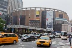 Madison Square Garden en New York City Imagenes de archivo