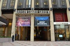 Madison Square Garden extasia foto de stock royalty free