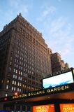 Madison square garden. In New York City Stock Photos