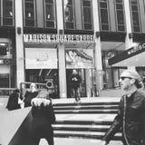Madison Square Garden. New York City Stock Photo