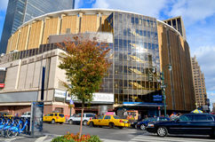 Madison Square Garden Stock Image