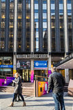 Madison Square Garden NYC Royalty Free Stock Images