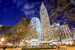 Madison Square, New York Royalty Free Stock Photo