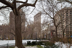 Madison Square Park NYC Stock Photo