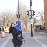 madison wi Royaltyfri Fotografi