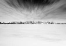 Madison Winter Fotografia Stock Libera da Diritti