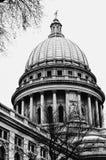 Madison Wisconsin Capitol Building fotos de stock royalty free