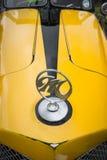 Madison zestawu Samochodowa odznaka i czapeczka zdjęcie royalty free