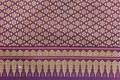 MadMhee av textiler Arkivfoton