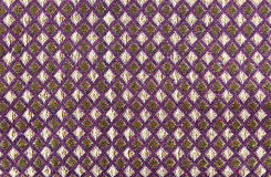 MadMhee of textiles. Stock Photography