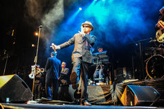 Madness concert Royalty Free Stock Images