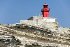 Madonetta lighthouse Stock Images