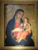 Madonna και παιδί Στοκ Εικόνες