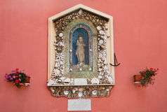 madonna иконы младенца Стоковые Фото