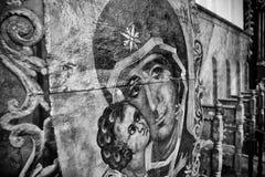 Madonna и ребенок стоковое изображение rf