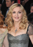 Madonna. At the 69th Golden Globe Awards at the Beverly Hilton Hotel. January 15, 2012 Beverly Hills, CA Picture: Paul Smith / Featureflash Royalty Free Stock Images