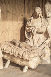 Madonna and baby jesus stock photography